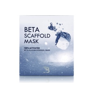 HYDRO-GEL SCAFFOLD MASK - Beta Glukánová maska (10ks v Balení)